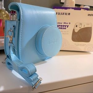 Insta mini Polaroid case